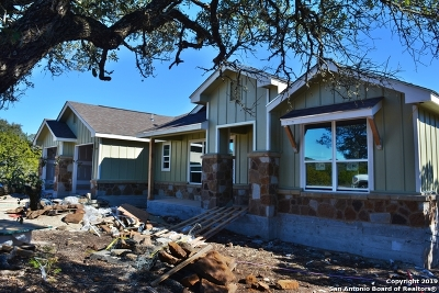 Canyon Lake Single Family Home New: 128 Yucca Dr