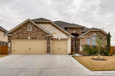 Bulverde Single Family Home For Sale: 3806 Lariat Way