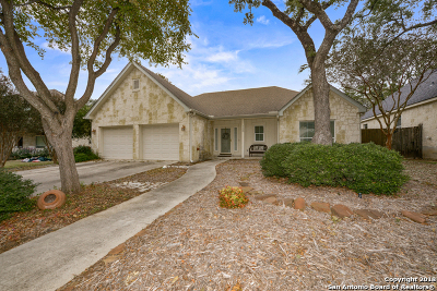 Boerne Single Family Home Active Option: 130 Hidden Haven Dr