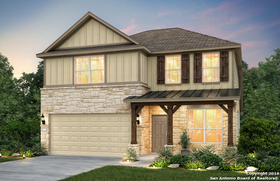 Schertz Single Family Home New: 6618 Bowie Cove