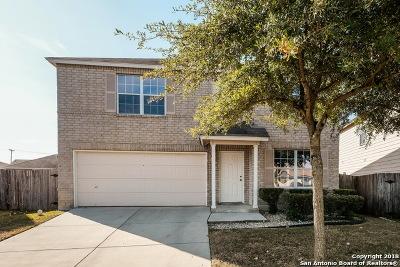 San Antonio Single Family Home Price Change: 8706 Loon Ct