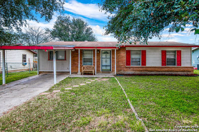 San Antonio Single Family Home Back on Market: 419 Lanier Blvd