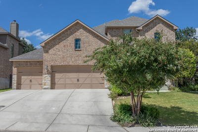 San Antonio Single Family Home New: 8915 Cimarron Route