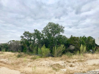 Comal County Residential Lots & Land For Sale: O Pinotage