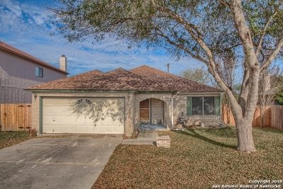 Converse Single Family Home Active Option: 8317 Cherry Glade