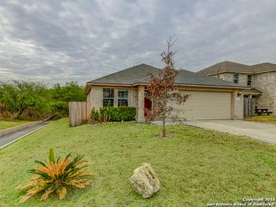 Converse Single Family Home New: 7403 Copper Mesa