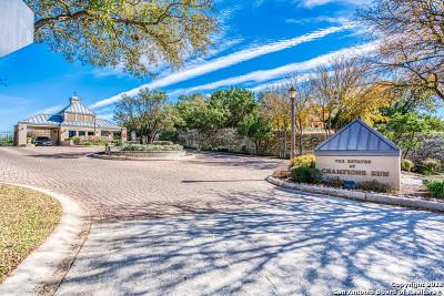 San Antonio Residential Lots & Land Back on Market: 18 Remington Run