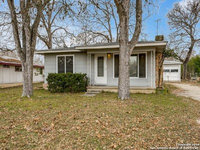New Braunfels Single Family Home New: 841 Josephine St