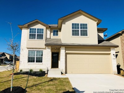 Bexar County Single Family Home For Sale: 15581 Night Heron