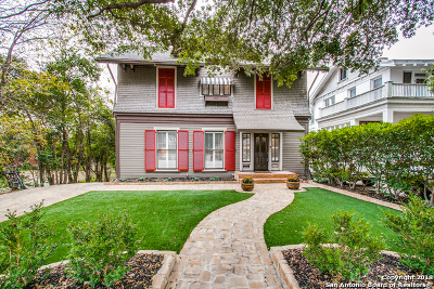 San Antonio Single Family Home New: 318 W Mistletoe Ave