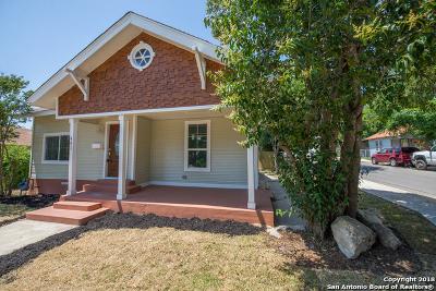 Single Family Home New: 401 Princeton Ave
