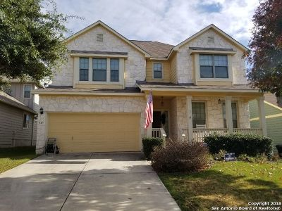 Cibolo Single Family Home For Sale: 517 Brook Shadow