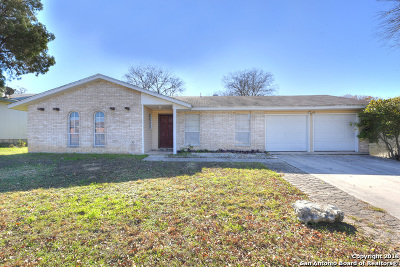Leon Valley Single Family Home New: 6810 Forest Meadow St