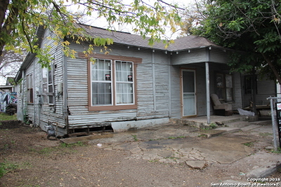 Single Family Home New: 114 Sonora