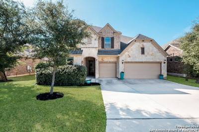 Bexar County, Kendall County Single Family Home New: 26955 Hardy Run