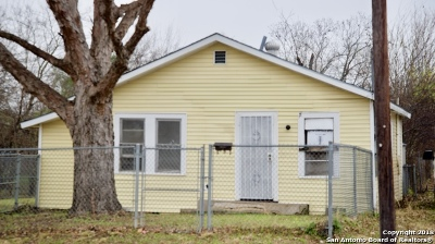 San Antonio Single Family Home New: 2950 Martin Luther King Dr