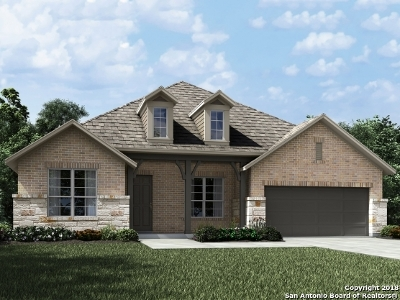 San Antonio Single Family Home New: 28026 Amalfi