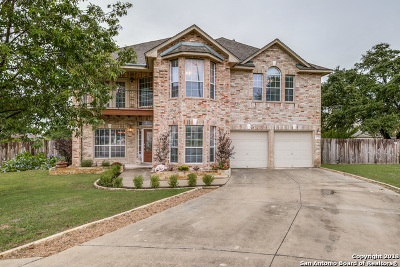New Braunfels TX Single Family Home New: $374,900