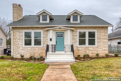 Single Family Home New: 535 Topeka Blvd