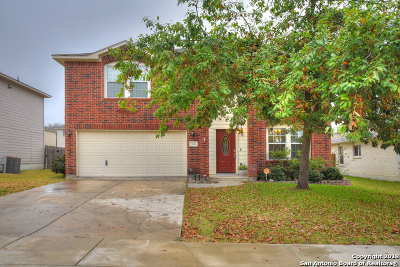 Cibolo Single Family Home New: 140 Hidden Cave