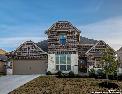 San Antonio Single Family Home New: 12122 Upton Park