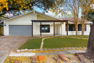 Single Family Home New: 11914 Mesquite Mesa St