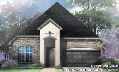 Boerne Single Family Home New: 128 Gaucho