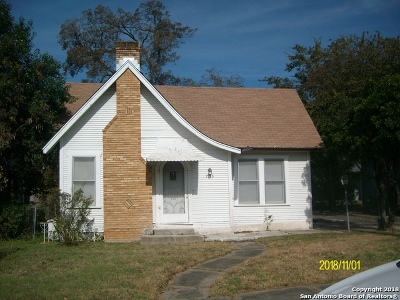 Bexar County Single Family Home New: 735 W Lynwood Ave
