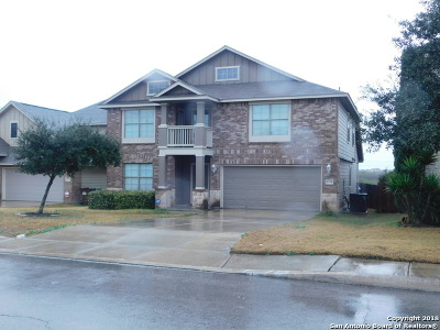 Bexar County Single Family Home New: 4114 Maiden Way