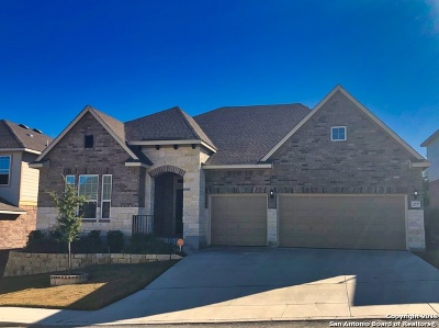 Single Family Home New: 12630 Ozona Ranch