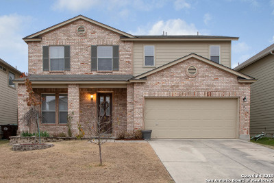 Bexar County Single Family Home New: 10726 Butterfly Flats