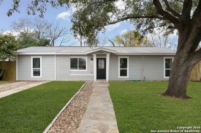 Bexar County Single Family Home New: 619 Rexford Dr