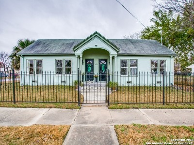 San Antonio Single Family Home New: 501 Denver Blvd