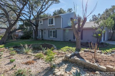 San Antonio Single Family Home New: 14127 Gray Wing St