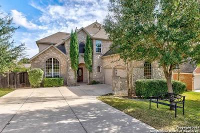 Bexar County Single Family Home New: 718 Penstemon Trail
