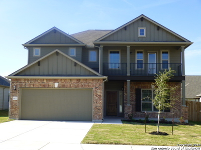 Schertz Single Family Home New: 4633 Falling Oak