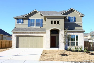 Schertz Single Family Home New: 4543 Meadow Green