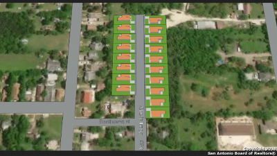 San Antonio Residential Lots & Land New: 226 Beethoven St