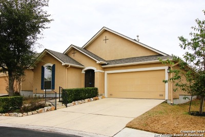 Bexar County Single Family Home New: 477 Flippin Estate