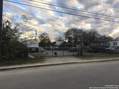 San Antonio Residential Lots & Land New: 810 Sherman