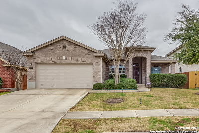 Converse Single Family Home New: 9735 Discovery Dr