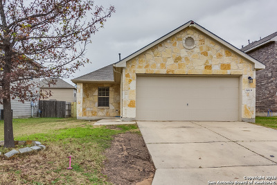 San Antonio TX Single Family Home New: $147,000