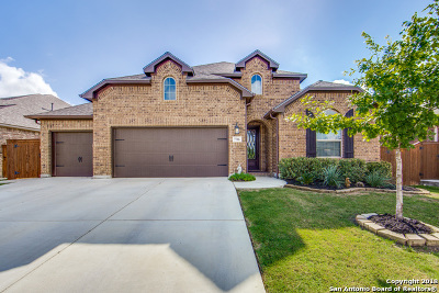 Single Family Home New: 7706 Rushing Ck