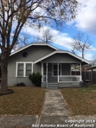 Single Family Home New: 433 Kayton Ave