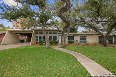 Bexar County Single Family Home New: 427 Rockhill Dr
