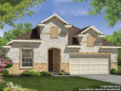San Antonio TX Single Family Home New: $404,616