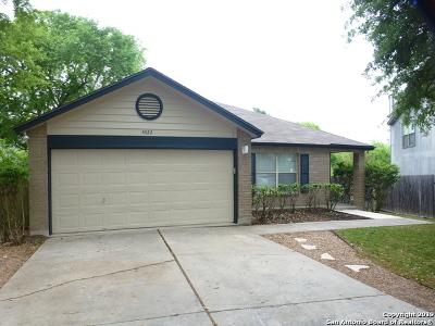 San Antonio Single Family Home New: 4522 Sterlingford Pl