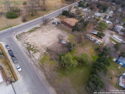 San Antonio Residential Lots & Land New: 526 E Sayers Ave