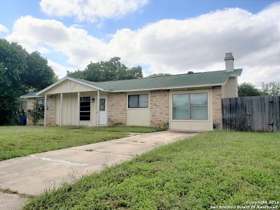 Kirby Single Family Home Back on Market: 3415 Charles Conrad Dr