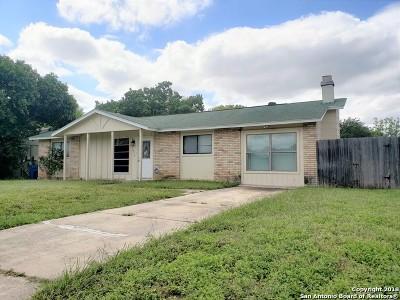 Kirby Single Family Home New: 3415 Charles Conrad Dr